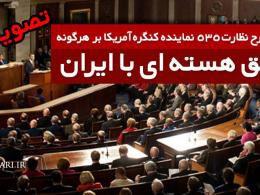 دانلود/تصویب طرح نظارت سنای آمریکا بر هرگونه توافق هسته ای با ایران