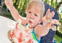 چگونه میتوانیم بهترین میهمانی کودکانه را بگیریم؟