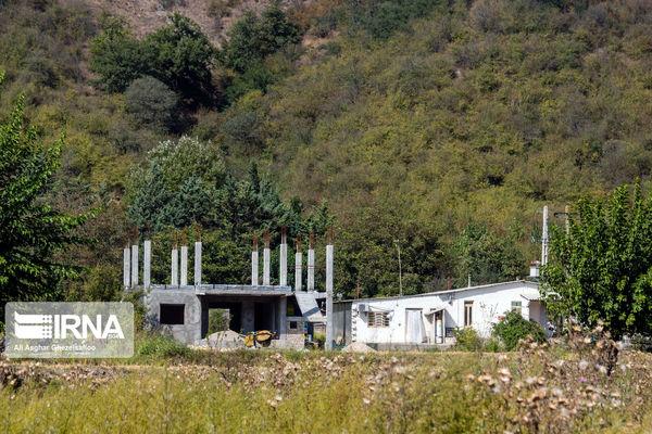 ۱۶۳ هکتار اراضی ملی تصرفی در گلستان پس گرفته شد