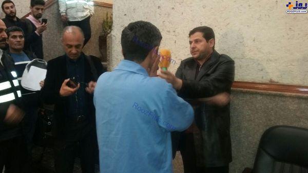 مامور راهنمایی و رانندگی قلابی دستگیر شد+عکس