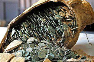 حفر غیرمجاز کانال به طمع پیدا کردن عتیقه و سکههای قدیمی