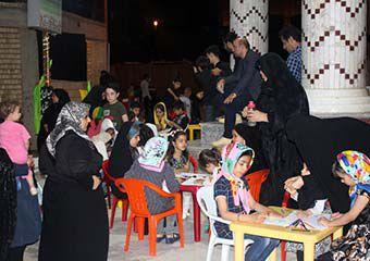 جوانان هیئتی بار فرهنگی شهرستان آزادشهر را به دوش می کشند