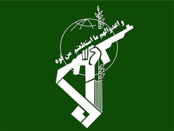 پاتک شبانه سپاه به تروریستها