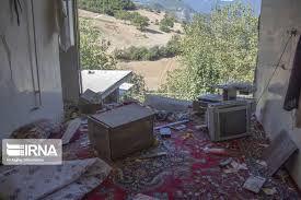 آغاز ساخت نخستین واحد آسیب دیده از زلزله در روستای قورچای رامیان