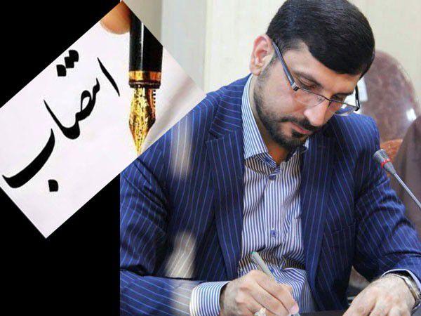 انتصاب مسئول کمیته پدافند غیرعامل تبلیغات اسلامی گلستان