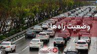 افزایش ۳ درصدی تردد در جادههای برون شهری