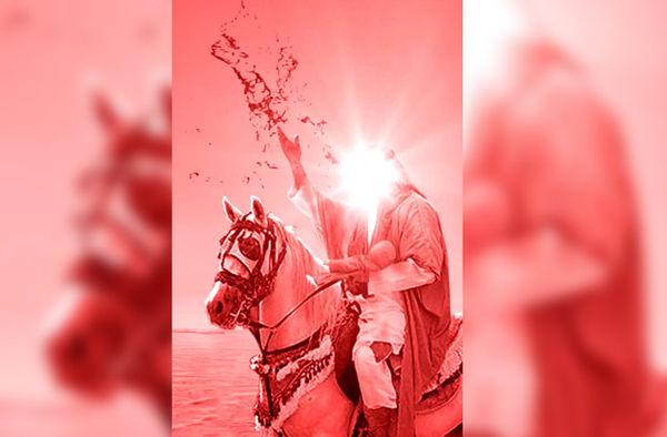 استوری به مناسبت شب هفتم محرم - حضرت علی اصغر (ع)
