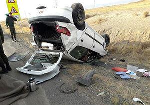 کاهش ۱۳ درصدی تصادفات، در جادههای گلستان