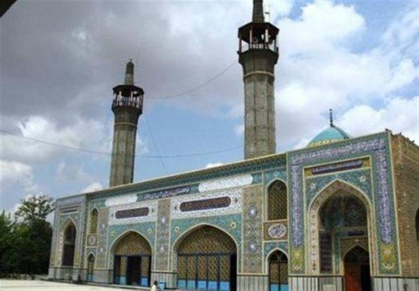 توسعه و تجهیز امامزادگان گلستان به امکانات رفاهی برای زائران