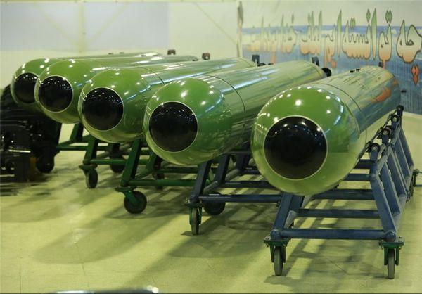 کابوس ناو هواپیمابر آبرهام لینکلن/تخریب کننده ترین اژدر جهان در دست نیروهای نظامی ایران