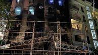 فیلم/ آنچه در حادثه انفجار کلینیک سینا گذشت