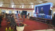 بزرگترین مجتمع فرهنگی و تجاری گرگان با فرمان رئیس جمهور افتتاح شد