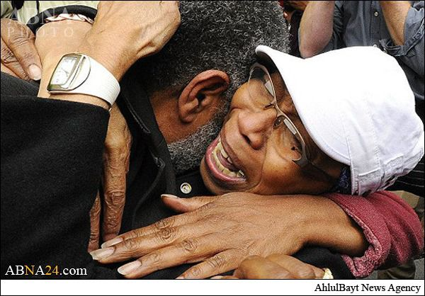 یک سیاهپوست آمریکایی پس از تحمل ۳۰ سال زندان، بیگناه شناخته شد! + تصاویر