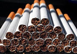 کشف سیگار قاچاق در مراوه تپه