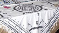 میراث زنده ؛ بانوی سیاه دوز گلستانی که ثبت ملی شده