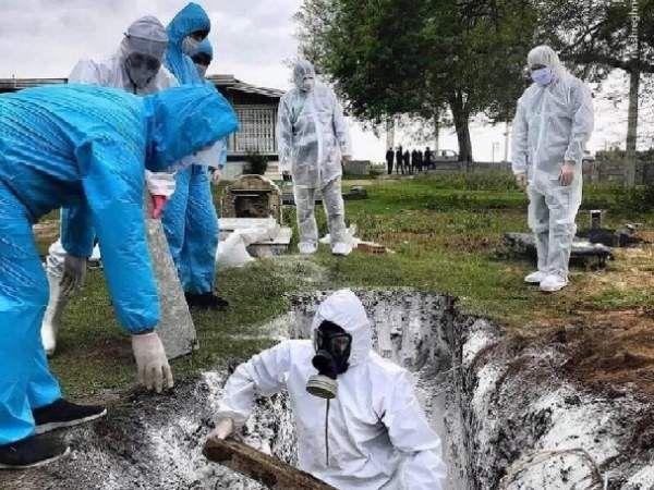 مرگ ۵۰ نفر براثر ابتلا به ویروس کرونا در گالیکش
