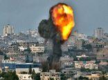فیلم/ فرود موشک ارتش یمن در منطقه شهری در عربستان