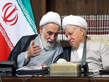 هاشمی در انتخابات 76