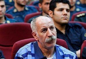 محمدرضا ثلاث اعدام شد! + عکس