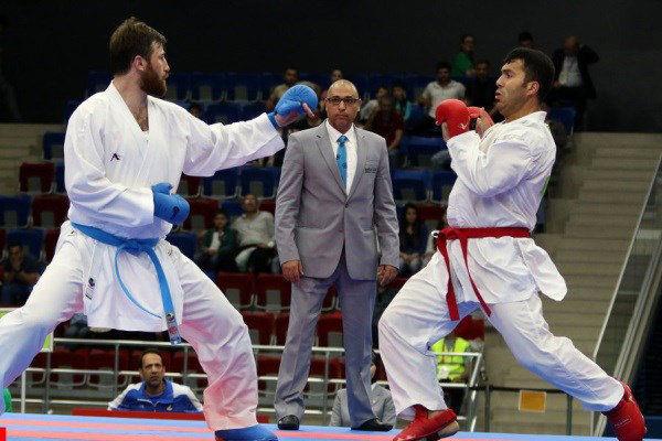 قهرمانی فاضل آباد و گالیکش در مسابقات نونهالان و نوجوانان کاراته المپیاد گلستان