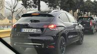 عکس/ خودروی لوکس فرانسوی در تهران