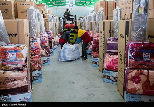 ۸۰۰ سری لوازم خانگی بین مددجویان سیلزده شهرستان آققلا توزیع شد