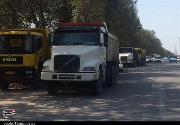برخورد قضایی شدید در انتظار مخلان امنیت حمل و نقل جادهای در گلستان