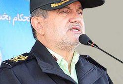 دستگیری سارق کابل برق در مینودشت