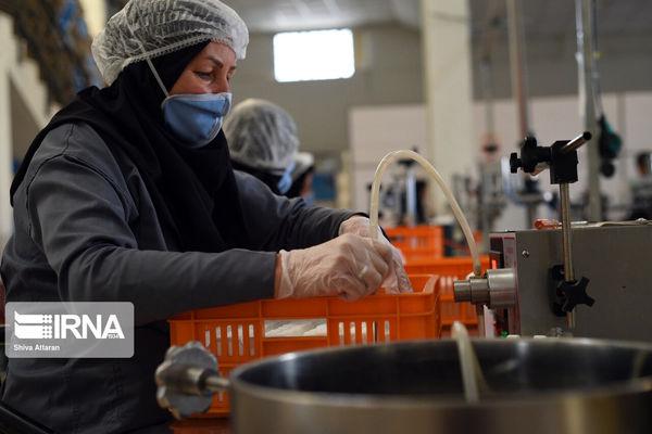 فعالیت تولیدی در شهرکهای صنعتی گلستان بدون وقفه ادامه دارد