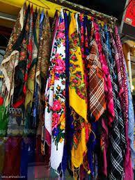 تولید ماهانه ۲۲۶ هزار قواره روسری ترکمنی و سنتی در گنبدکاووس