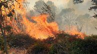 آتش در جهان نما ادامه دارد