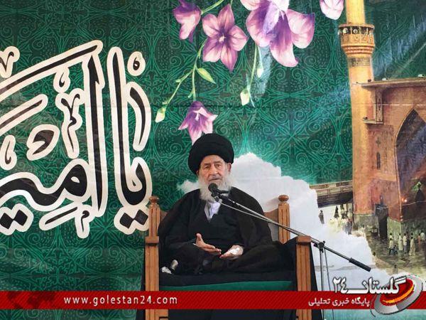 گزارش تصویری / مراسم سوگواری روز شهادت امیرالمؤمنین(ع) در مسجد جامع گرگان