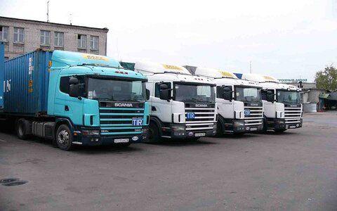 فیلم/ تجمع کامیون داران آلمان