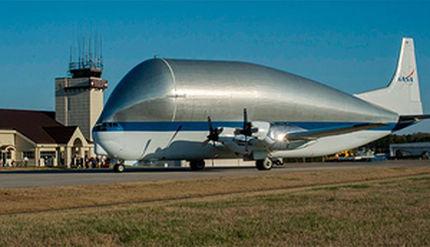 هواپیمای غول پیکر حمل هواپیما را ببینید