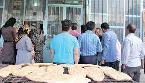 چرا صف های خرید نان طولانی تر شد/ ضرورت افزایش نظارت بر توزیع آرد و نان