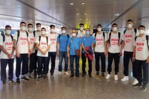 حضور ملی پوشان گلستانی در تیم بسکتبال جوانان ایران
