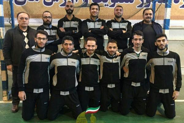 تیم گلستان قهرمان لیگ دسته اول هاکی کشور شد