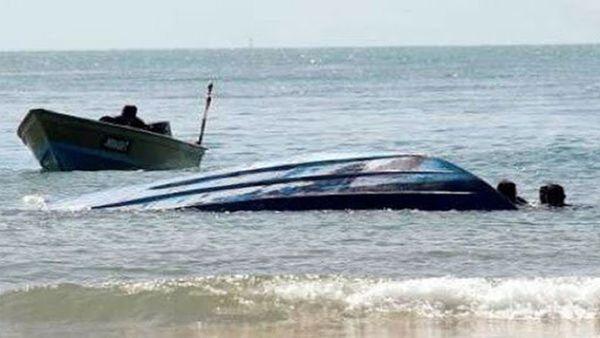 کشف ادوات صید غیرمجاز در دریای خزر