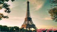 زن فرانسوی با برج ایفل ازدواج کرد!