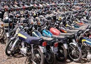 توقیف بیش از ۳۰۰ دستگاه موتورسیکلت متخلف در گلستان