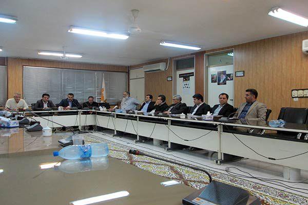حضور رانندگان معترض در جلسه دیروز شورای شهر گرگان