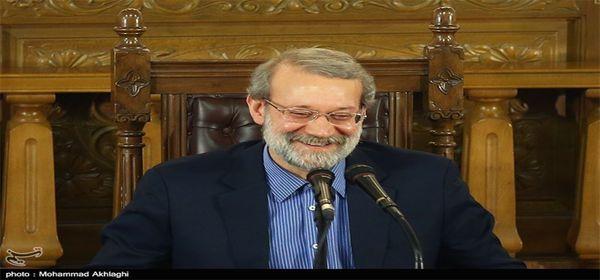 علی لاریجانی رئیس موقت مجلس دهم شد/عارف ناکام ماند