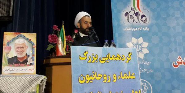 شهادت سردار سلیمانی موجب اتحاد دنیای اسلام شد