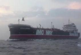 نظر شهروندان گرگانی در خصوص توقیف نفتکش انگلیسی در خلیج همیشه فارس