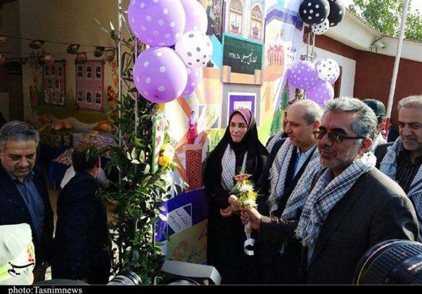 زنگ مقاومت و پیروزی در مدارس استان گلستان نواخته شد
