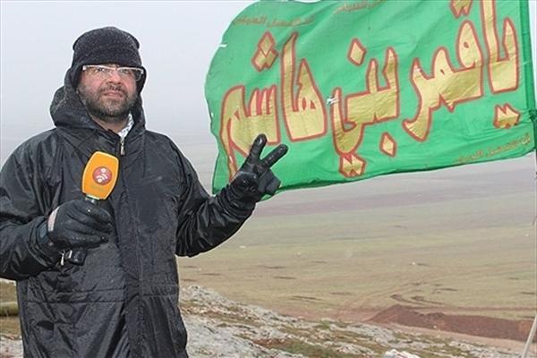 علت شهادت محسن خزایی خبرنگار صدا و سیما سوریه