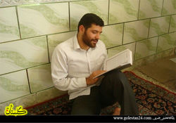 تصاویر دیده نشده از شهید سیداحسان حاجی حتم لو
