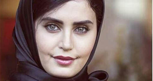 ناراحتی خانم بازیگر مشهور از رئیس جمهور + عکس