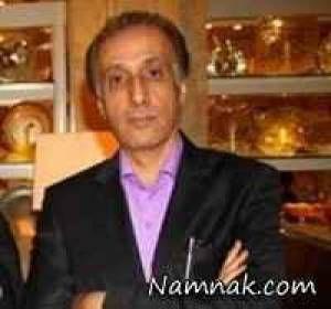 محمدرضا حیاتی، گوینده خبر در کنار همسرش + عکس