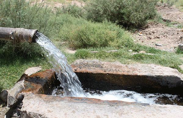 بهره برداری از دو حلقه چاه آب شرب در گلستان